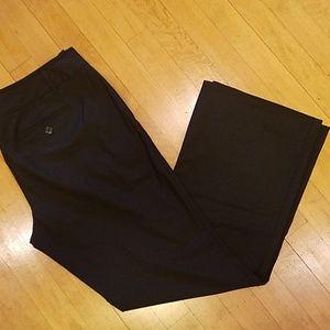 Ann Taylor Loft size 10 P black Marisa Pants